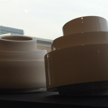 Cor Unum - Deformed vase