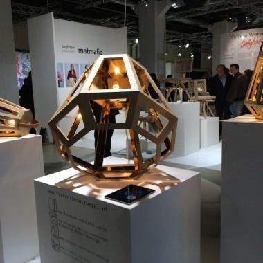 Francoise Oostwegel - lamp 'ZUID'